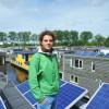 Nieuw zonnepanelenproject in Buitenveldert