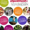 Magazine Attentie! voor het Vondelpark
