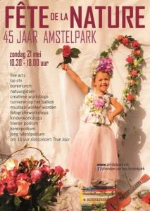 Buurtfeest in het Amstelpark