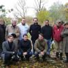 D66 op bezoek Koeienweide Vondelpark 18-11-2016