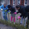 Buurtboomtuinproject Hunzestraat