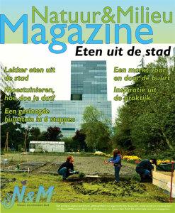 Magazine Eten uit de stad