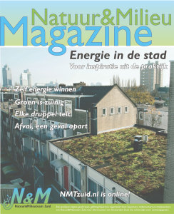 Energie in de stad